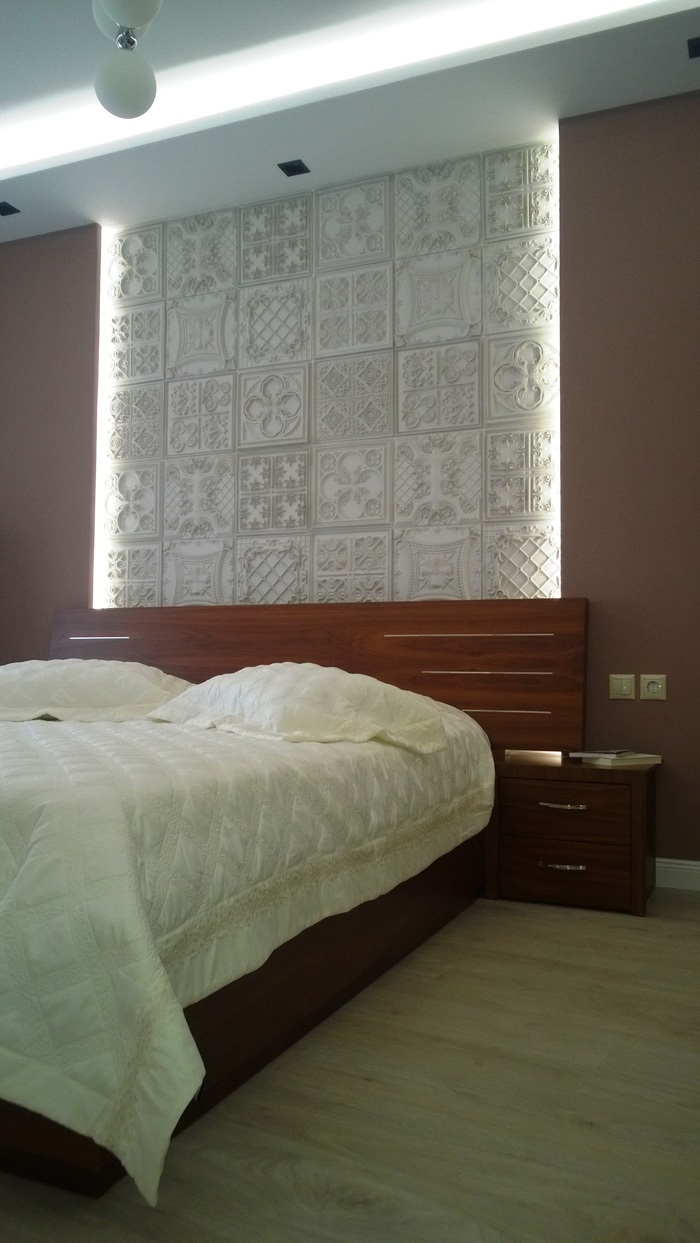Hotel Room Wall: 1060 Versailles Wall Panel Hotel Room