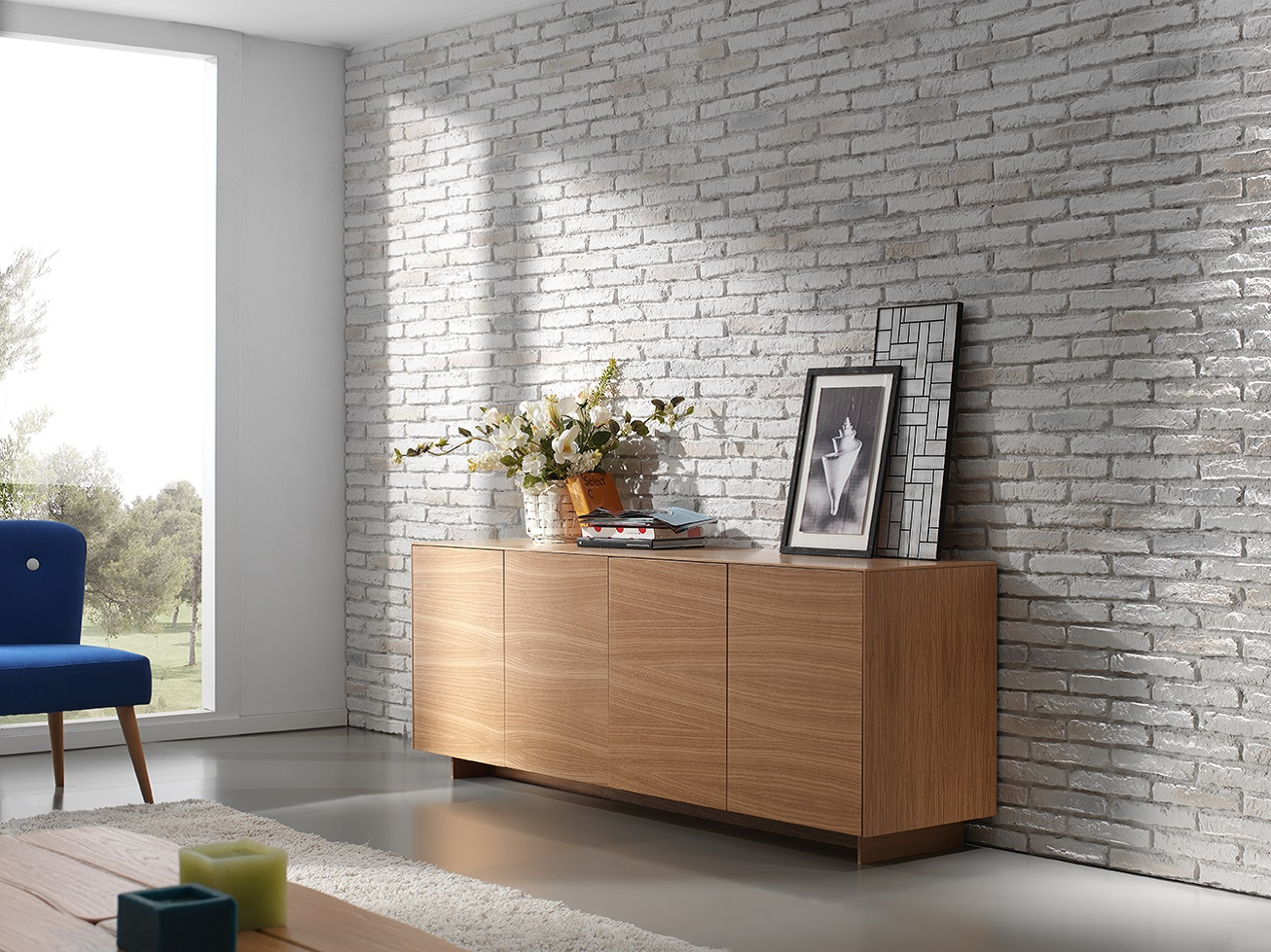 Adobe Brick Panels Stone Panel